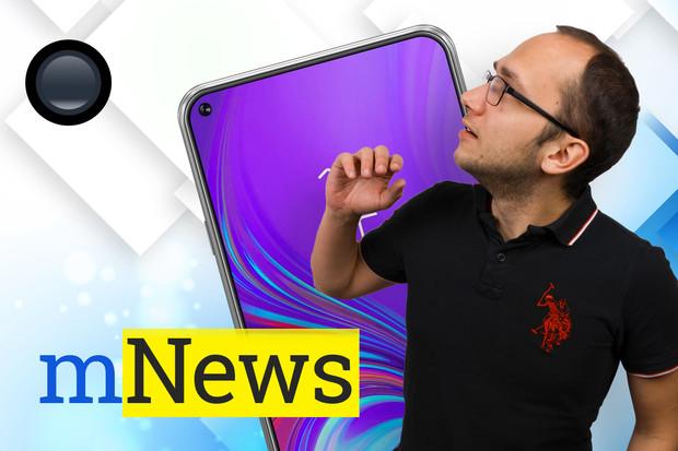 Samsung, Honor nebo Lenovo mají díru v displeji a další zprávy týdne