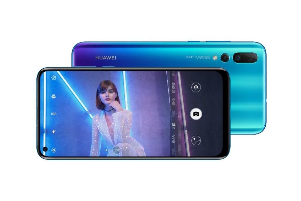 Huawei nova 5 se má pochlubit 40W nabíjením