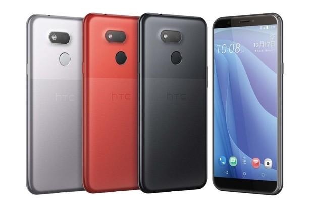 Jde to i bez výřezu. Nové HTC Desire 12s míří do nižší střední třídy