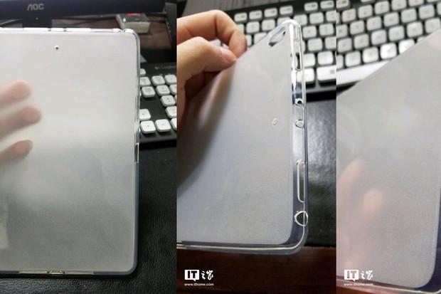 Internet spekuluje nad vlastnostmi nového iPadu mini. Vodítkem je ochranné pouzdro