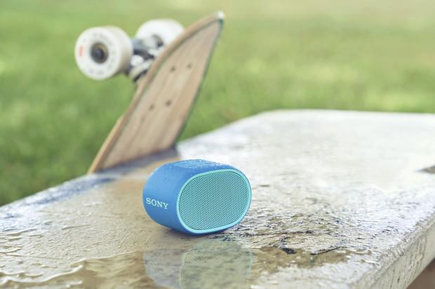 Vyhrajte bezdrátový reproduktor Sony SRSXB01 a vychutnejte si kvalitní zvuk kdekoli