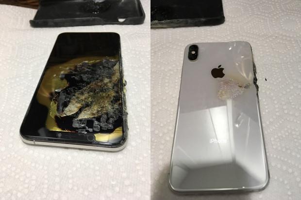 Tři týdny starý iPhone Xs Max vzplál v kapse kalhot. Majitel zvažuje právní kroky