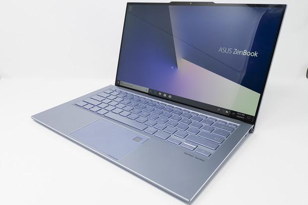 ASUS ZenBook S13: nejtenčí rámečky na světě naživo z Las Vegas