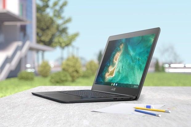 Nové Chromebooky od ASUSu. Malý, velký i konvertibilní