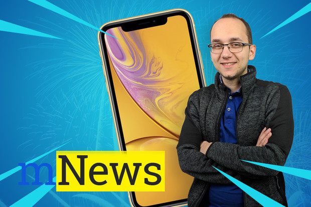 iPhone v Praze, konkurence Google Play a další zprávy týdne