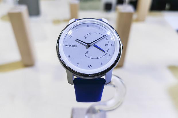 Withings Move ECG jsou hybridní hodinky s EKG. Vyzkoušeli jsme je v Las Vegas