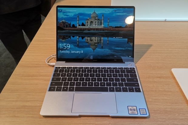 Vyzkoušeli jsme skvěle zpracovaný Huawei MateBook 13