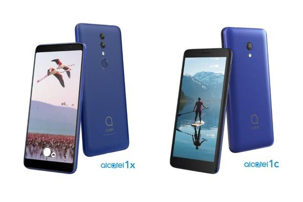 Telefon za existenční minimum? Alcatel na CESu představil dvojici ultralevných modelů
