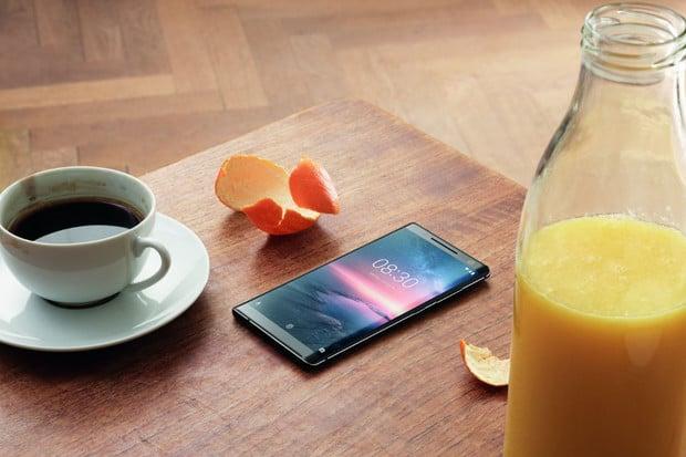 Android 9 Pie se dostává i na prémiovou Nokii 8 Sirocco