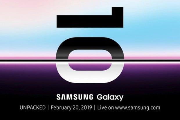 Nový Galaxy S10 poznáme ještě před MWC 2019. Samsung rozeslal pozvánky