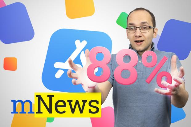 App Store válcuje Google Play, Moto RAZR a další zprávy týdne