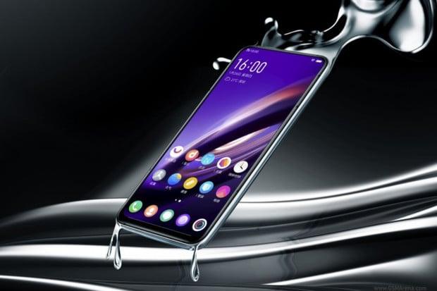 """Blíží se éra telefonů """"bez děr""""? Vivo odhalilo futuristický model APEX 2019"""