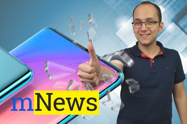 Samsung Galaxy S10 s výřezem a další zprávy týdne
