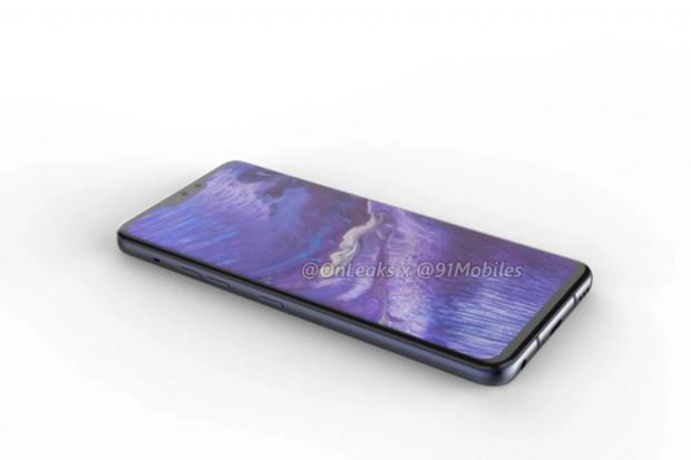 LG V50 ThinQ s podporou 5G odhalen na obrázku. Představí se za pár dní