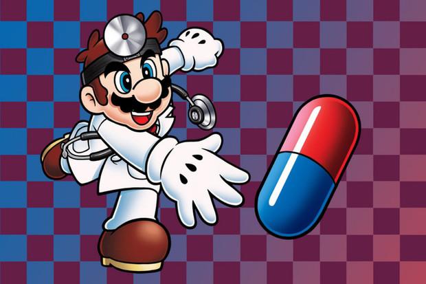 Držte si klobouky, legendární Dr. Mario od Nintenda se v létě podívá na telefony
