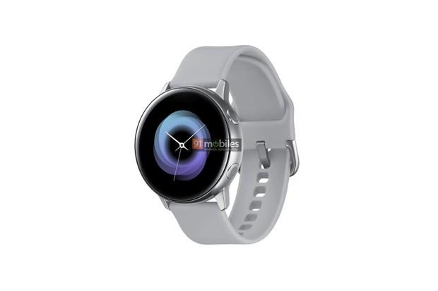 Tizen na Samsung Galaxy Watch Active získá inovovanou podobu