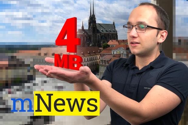 Skládací telefony, 4 MB FUP a další novinky z budoucnosti