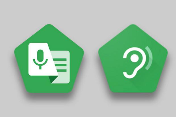 Google představil dvojici aplikací, které pomohou neslyšícím. A podporují češtinu