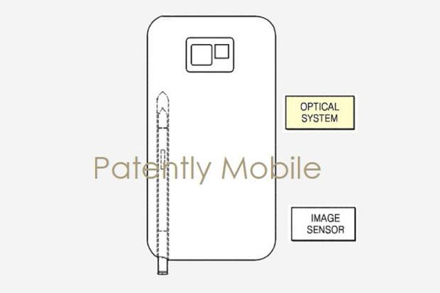Skrývá se budoucnost focení v chytrém peru SPen? Patenty Samsungu mluví za vše