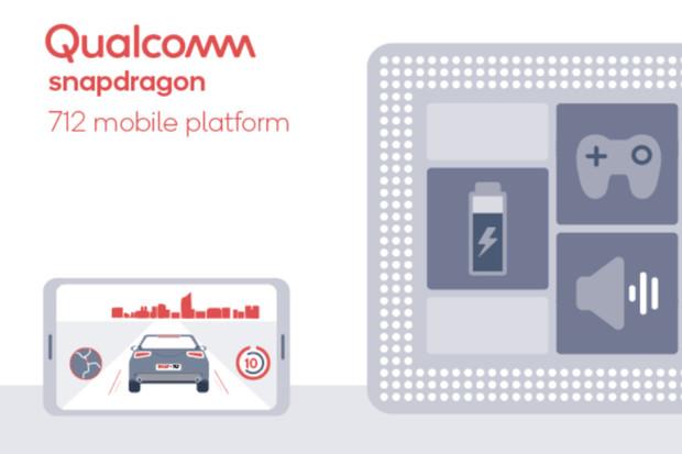 Qualcomm představil Snapdragon 712 s podporou Quick Charge 4+ a vyšším taktem