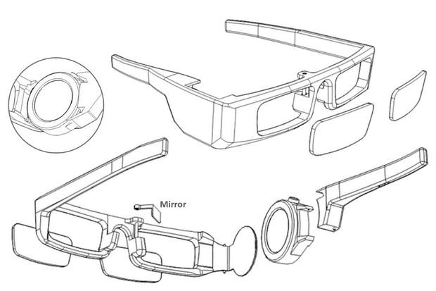 Huawei chystá AR headset, který sám o sobě nic neumí, a hodinky s fotoaparátem