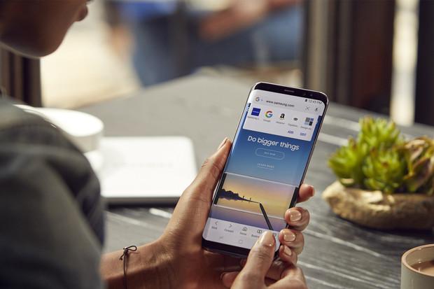 Prohlížeč od Samsungu patří mezi nejoblíbenější. Překonal miliardu instalací