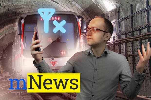 LTE v metru již letos, vizionářské Xiaomi a další zprávy týdne