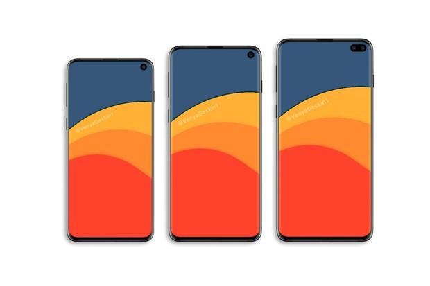 Známe výbavu všech Samsungů Galaxy S10. Podívejte se, co budou umět