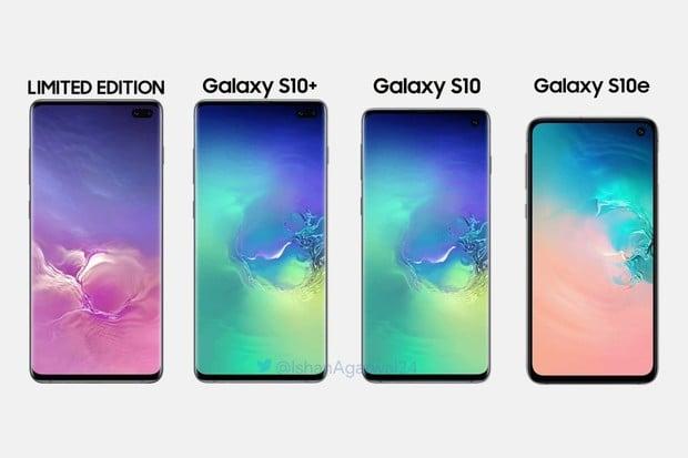 Vše, co jste potřebovali vědět o nových Galaxy S10 srozumitelně a přehledně