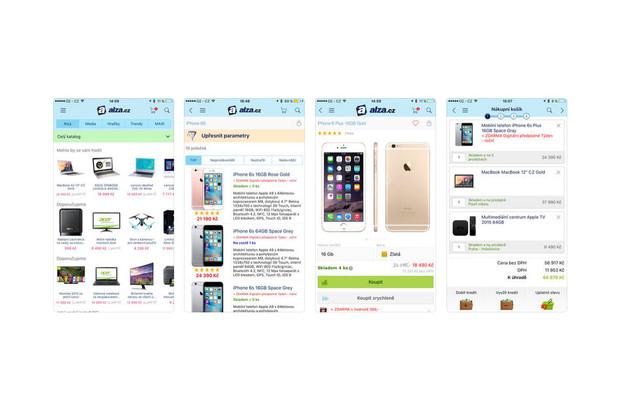 Platby pomocí Apple Pay zavádí i Alza