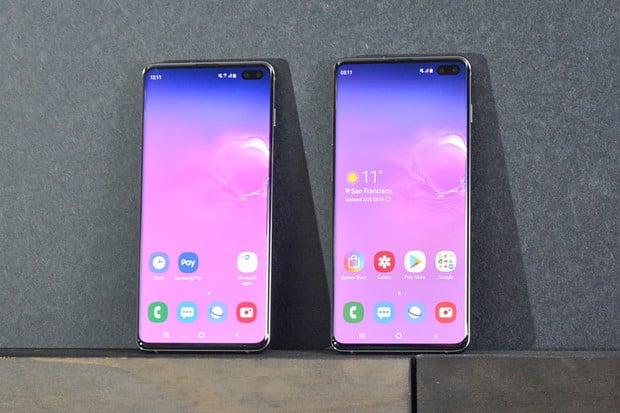Samsung si mne ruce. Prodeje řady Galaxy S10 za Q2 2019 překonaly loňské Galaxy S9