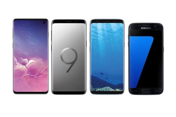Velikáni jménem Samsung Galaxy S. Ohlédnutí za 10 špičkovými smartphony