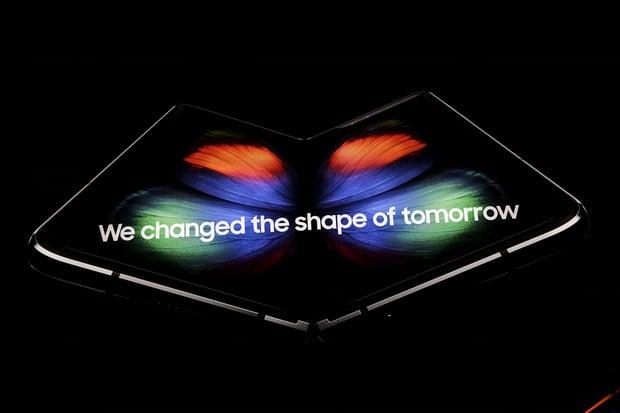 Samsung už údajně pracuje na druhé generaci Galaxy Fold