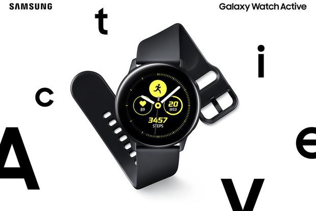 Galaxy Watch Active jdou do prodeje a české zákazníky zaujaly, říká Samsung