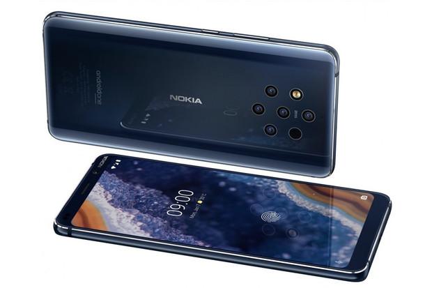 Nokia 9 PureView uniká na dalších snímcích