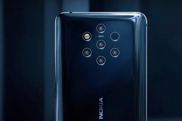Fotografická revoluce je tady. Nokia 9 PureView oslňuje 5 hlavními fotoaparáty