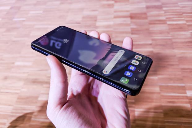 LG G8 ThinQ představeno. Přináší velký OLED displej a odemčení pomocí dlaně