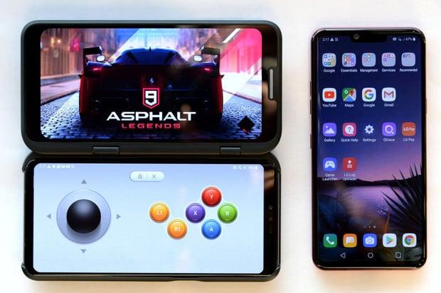 Telefon se dvěma displeji? LG jej představí na veletrhu IFA 2019
