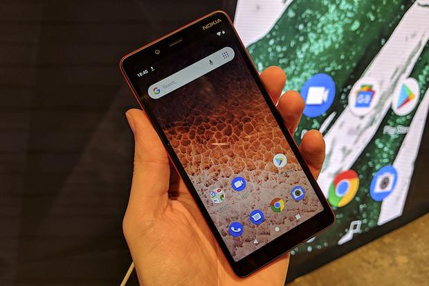 Nokia 1 Plus je vylepšeným základem za necelé 3 tisíce korun