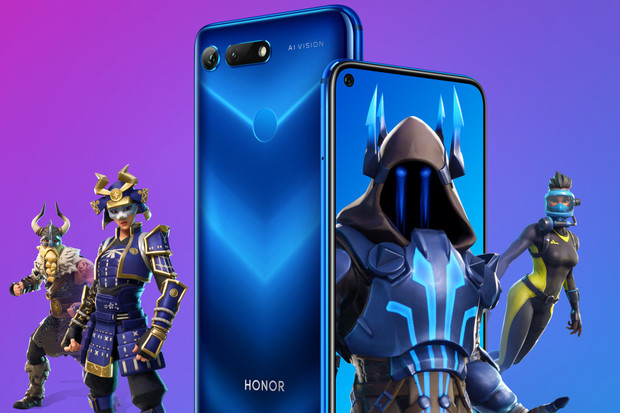 Honor Gaming+: zaměřeno na pařany s View20