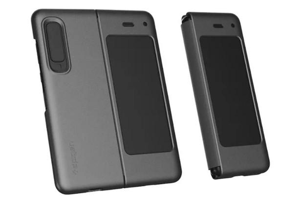 Ukazují se první pouzdra pro Samsung Galaxy Fold