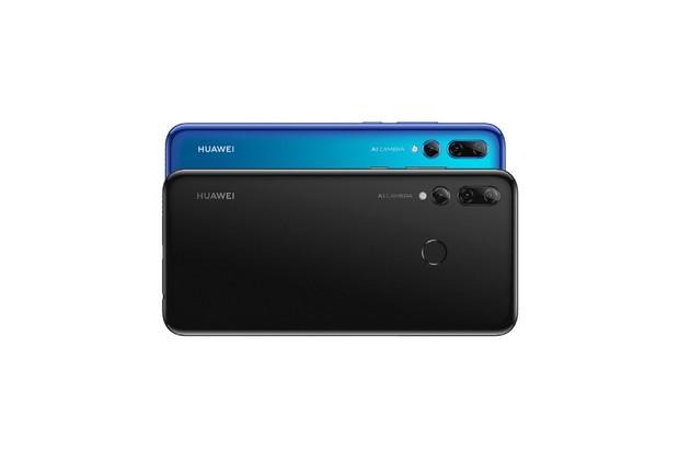 Huawei P smart+ 2019 přináší do střední třídy tři fotoaparáty