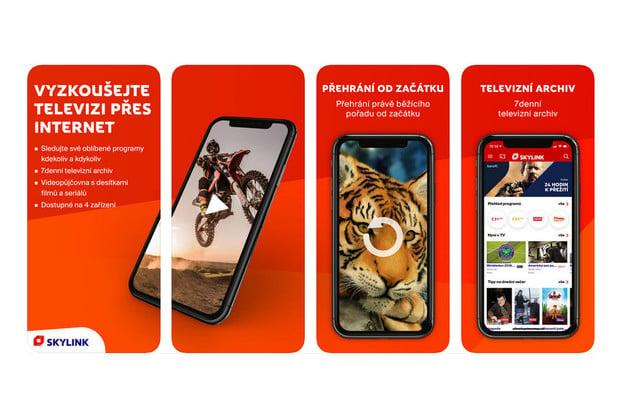 8b7e738db Zákazníci Vodafonu při sledování Skylink Live TV už nemusí řešit FUP ...