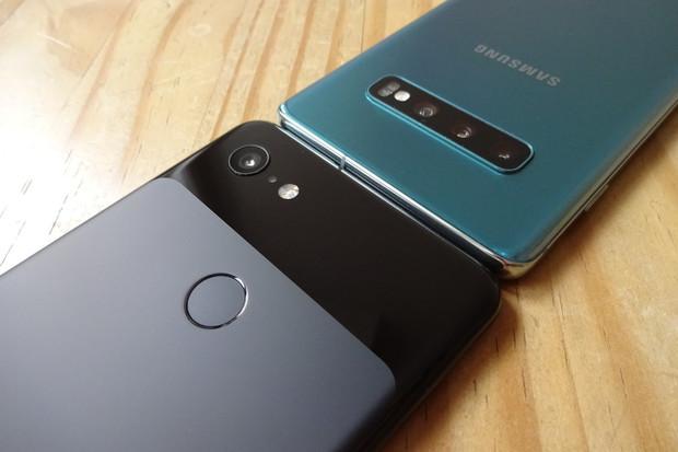 Podívejte se, jak dopadlo velké fotosrovnání Samsungu Galaxy S10+ a Google Pixelu 3 XL