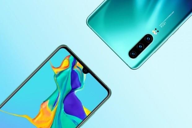 Huawei neuhlídal své novinky P30 a P30 Pro. Přesně takhle budou vypadat
