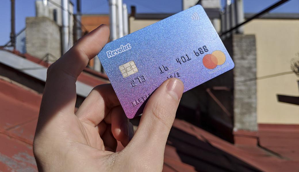 Inovativní platební metody: Revolut