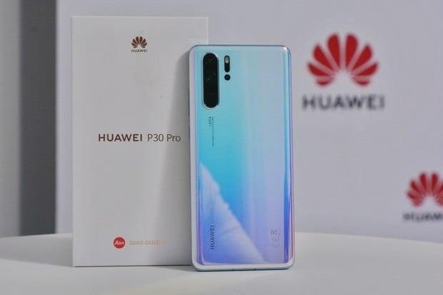 Vyzkoušeli jsme nový Huawei P30 Pro. Boří hranice mobilní fotografie