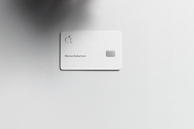 Apple představil vlastní platební kartu. Ta fyzická bude z titanu a bez čísel