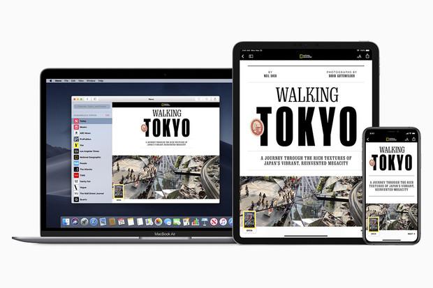 Apple News+ je druhý dech pro časopisy a noviny