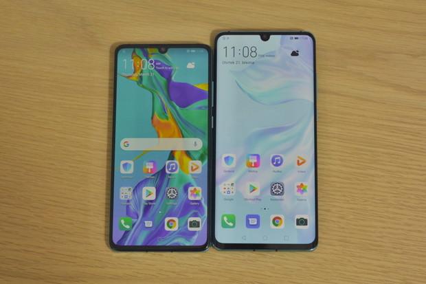 Tři roky zlaté střední cesty: Huawei P30 vs. Huawei P20, P10 a P9